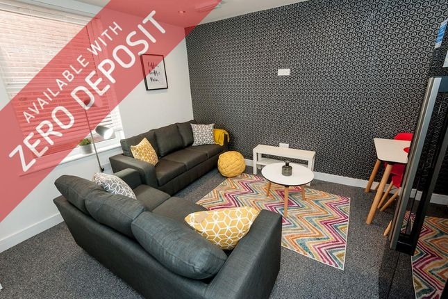 Thumbnail 6 bed flat to rent in Broad Street, Salford