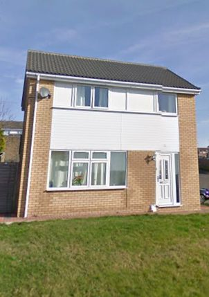 Thumbnail Detached house to rent in Lancaster Road, Rothwell