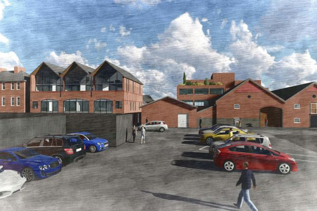 Thumbnail Land to rent in Portesbery Road, Camberley