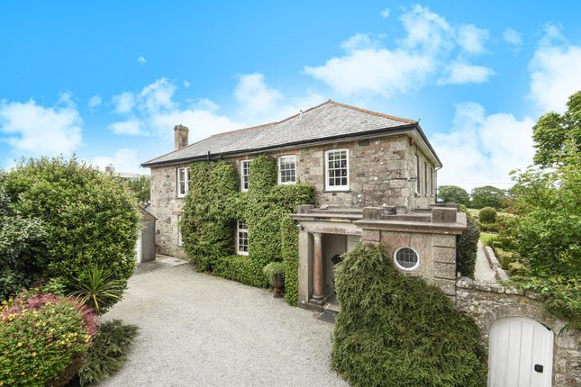 Thumbnail Detached house for sale in Menacuddle Hill, St. Austell, Cornwall