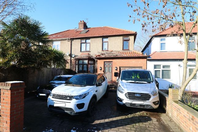 Thumbnail Semi-detached house for sale in Great Cambridge Road, Cheshunt, Waltham Cross