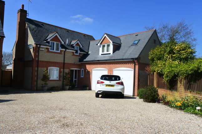 Thumbnail Detached house for sale in Red House Close, Motcombe, Shaftesbury