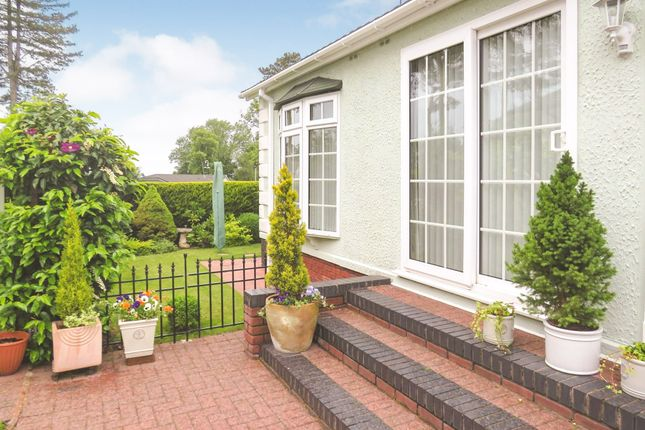Thumbnail Mobile/park home for sale in Holyhead Road, Albrighton, Wolverhampton