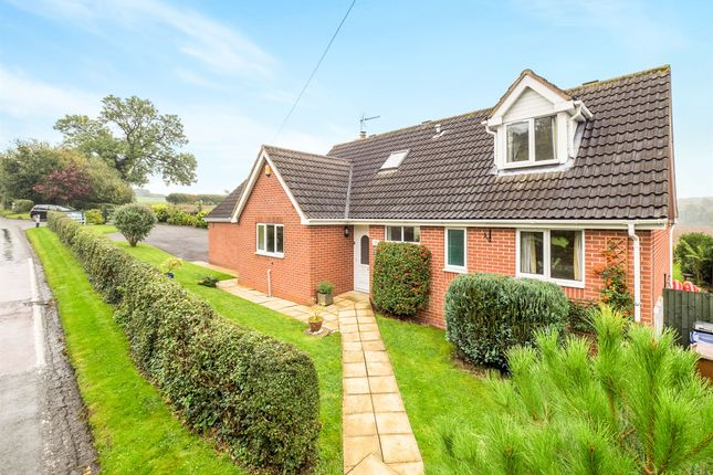 Thumbnail Detached house for sale in Moor Road, Breadsall Village, Derby