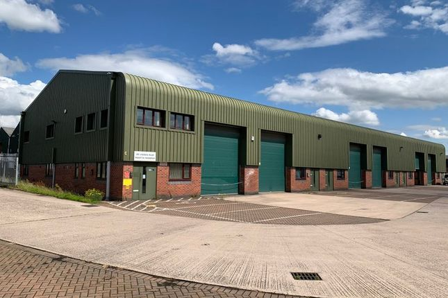 Thumbnail Industrial to let in Airfield Industrial Estate, Hixon, Stafford