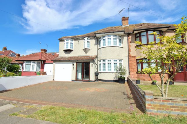 Thumbnail Semi-detached house for sale in Bellring Close, Belvedere, Kent