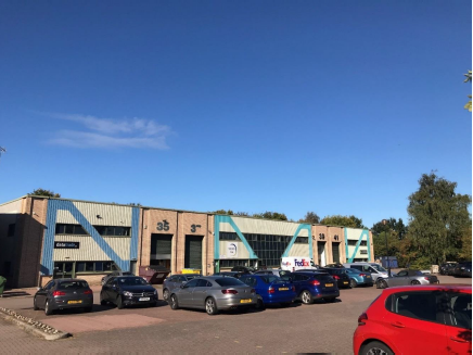 Thumbnail Light industrial for sale in Salthouse Road, Northampton