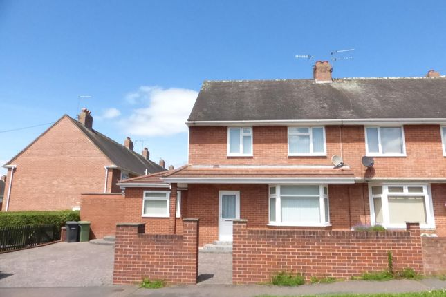 Thumbnail Property to rent in Thackeray Road, Exeter