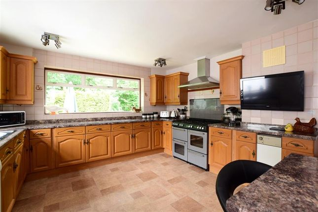 Thumbnail Bungalow for sale in Crescent Drive North, Woodingdean, Brighton, East Sussex