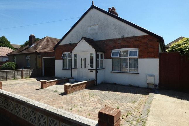 Thumbnail Detached bungalow for sale in Westfield Road, Sutton