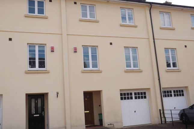 Thumbnail Town house to rent in Sarah Siddons Walk, The Park