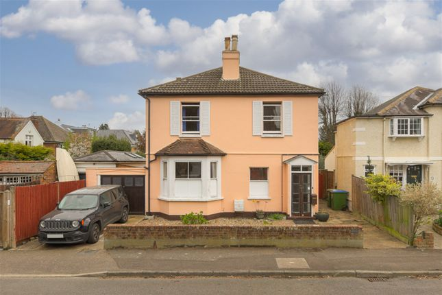 4 bed detached house for sale in Grove Road, East Molesey KT8