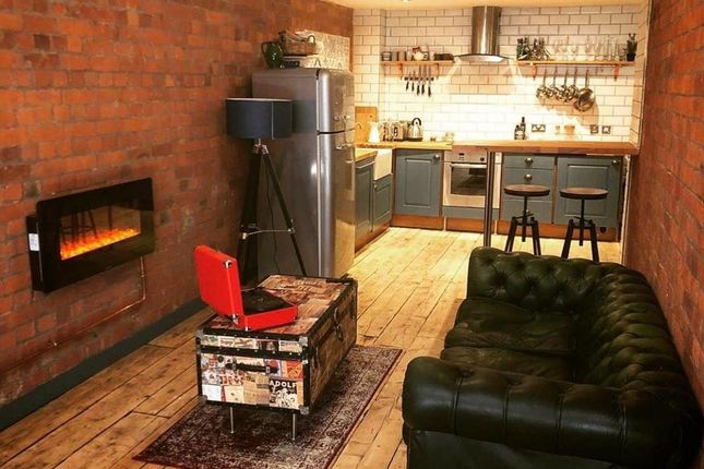 Thumbnail 1 bed flat to rent in The Vaults, 1 Tariff Street, Manchester
