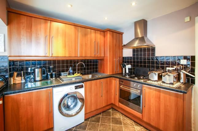 Kitchen of Harrytown Hall, Romiley, Stockport, Cheshire SK6