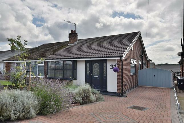 Thumbnail Semi-detached bungalow for sale in Hope Fold Avenue, Atherton, Manchester