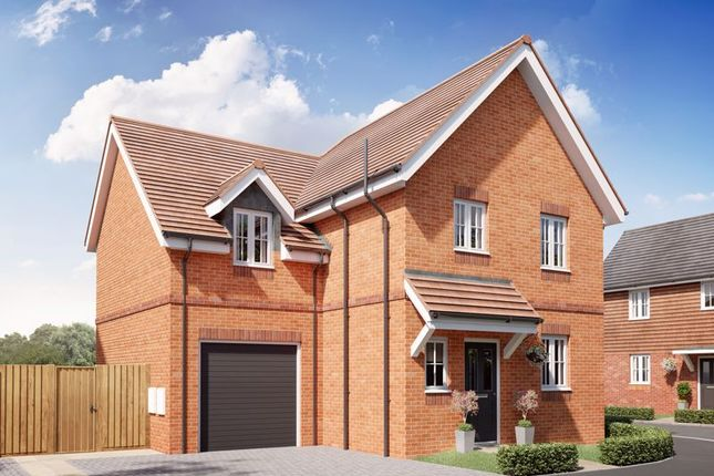 Thumbnail Detached house for sale in Maddoxford Lane, Botley, Southampton