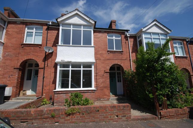 Thumbnail Semi-detached house to rent in Lower Avenue, Exeter