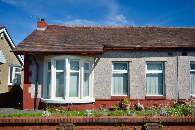 Thumbnail Bungalow for sale in Mather Avenue, Accrington
