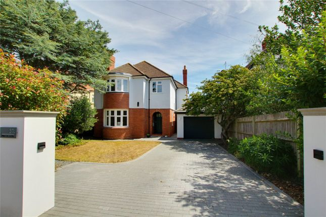 Thumbnail Detached house for sale in Windsor Road, Worthing, West Sussex