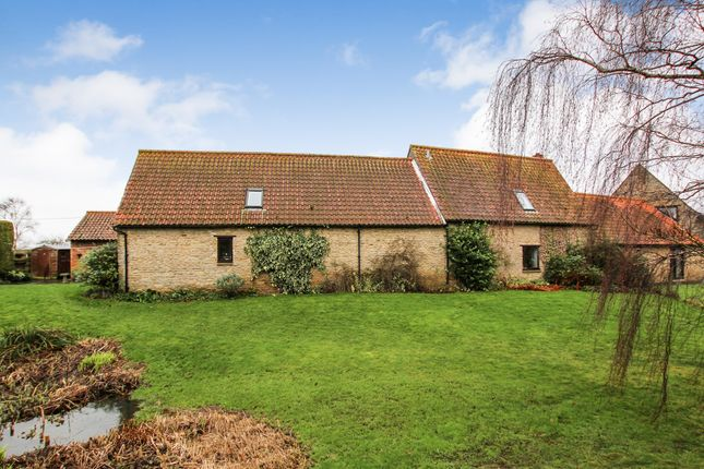 Thumbnail Barn conversion for sale in Harrold Road, Lavendon