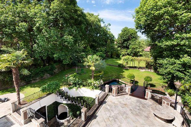 Rear Garden of Courtenay Avenue, London N6