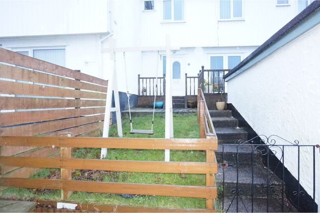 Thumbnail Terraced house to rent in Mill Lodge Estate, Menai Bridge