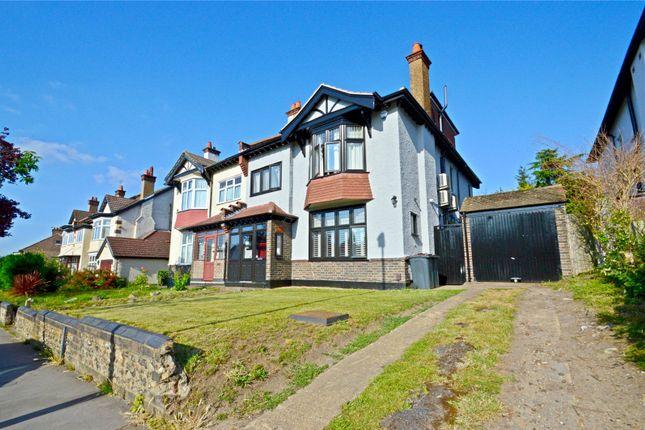 Thumbnail Semi-detached house for sale in Fryston Avenue, Croydon