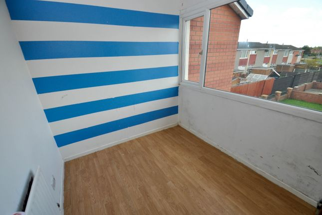 Bedroom of Haylands Square, South Shields NE34