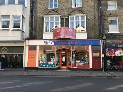 Thumbnail Retail premises to let in 88 Regent Street, Cambridge, Cambridgeshire