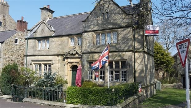 Detached house for sale in Bank House, Allendale