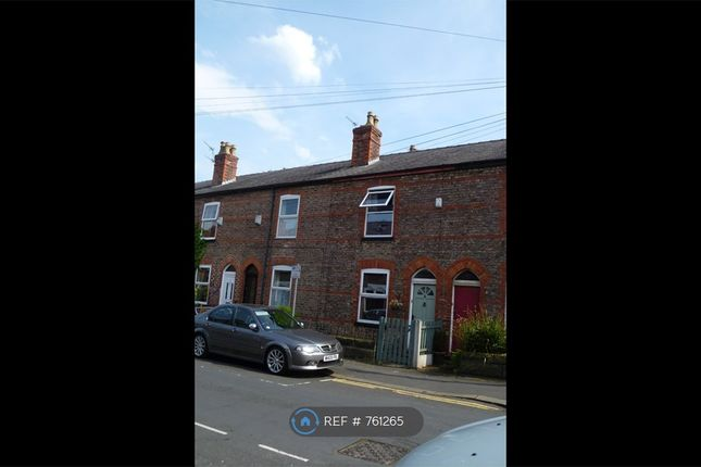 Thumbnail Terraced house to rent in Brunswick Road, Altrincham
