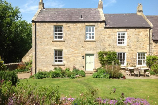 Thumbnail Semi-detached house for sale in Stanton, Morpeth, Northumberland
