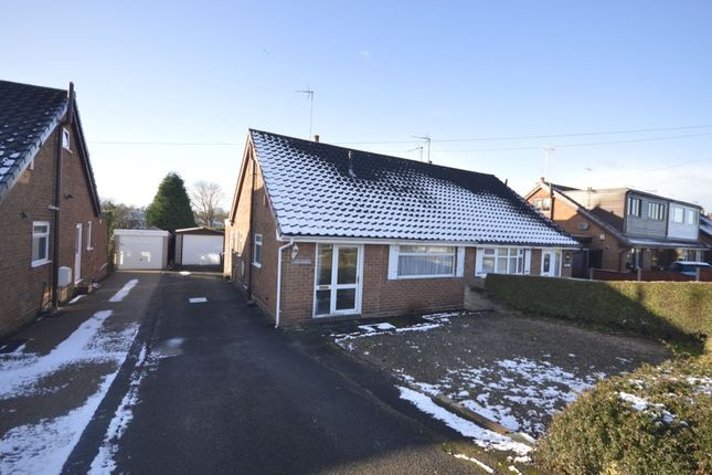Thumbnail Bungalow for sale in Draycott Old Road, Draycott, Stoke-On-Trent