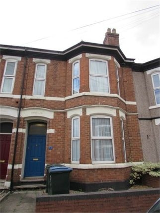 Thumbnail Terraced house to rent in Westminster Road, Coventry, West Midlands