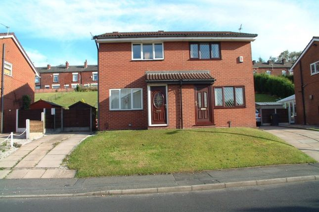 Thumbnail Semi-detached house to rent in Middlebrook Drive, Lostock, Bolton