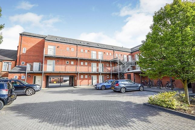 Thumbnail Flat for sale in Nottingham Road, Loughborough