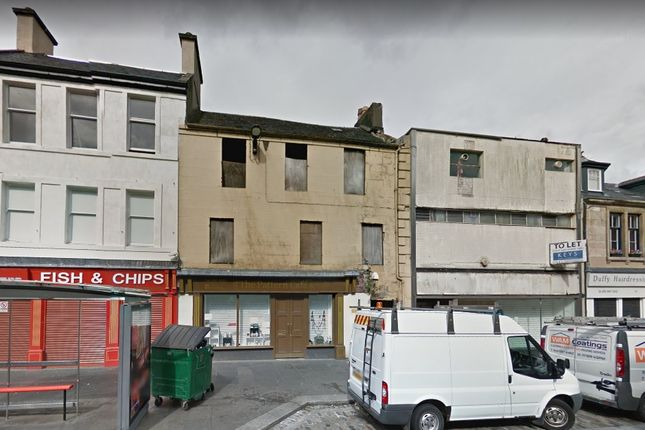 Thumbnail Flat for sale in Causeyside Street, Paisley