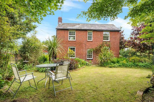 Thumbnail Detached house for sale in Headlands, Pembridge, Leominster