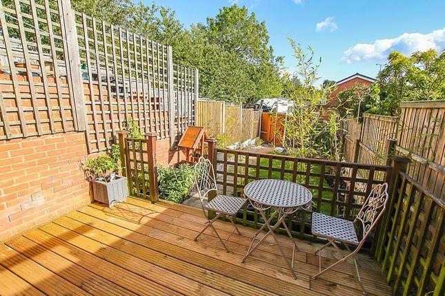Garden of Longbeck Avenue, Mapperley, Nottingham NG3