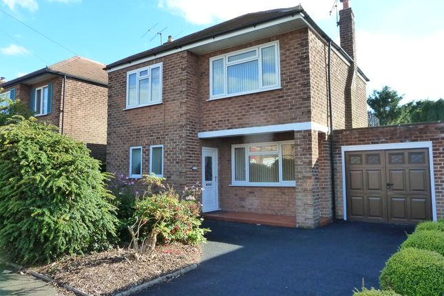 Thumbnail Link-detached house to rent in Ashbourne Road, Hazel Grove, Stockport