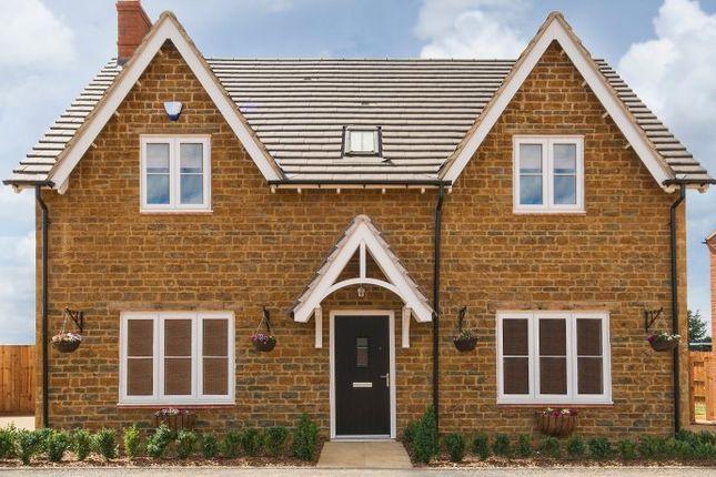 Thumbnail Detached house for sale in The Tatton +, Millbrook Grange, Cottingham Drive, Moulton