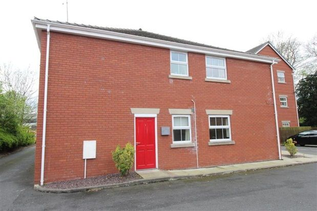 Thumbnail Flat for sale in Beech Court, Leyland
