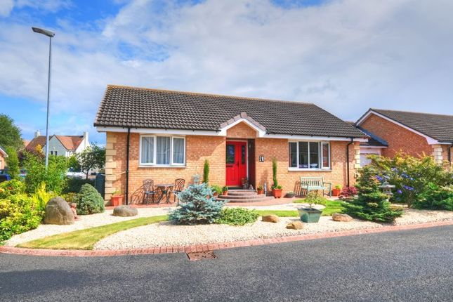 2 bed detached bungalow for sale in Field House Close, Acklington, Morpeth NE65