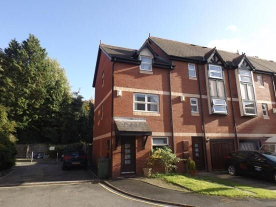 Thumbnail Town house to rent in Colleton Mews, St. Leonards, Exeter