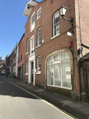 Thumbnail Office to let in 8A College Hill, Shrewsbury, Shropshire