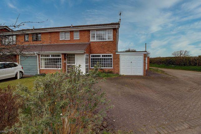 3 bed semi-detached house for sale in Long Street, Bulkington, Bedworth CV12