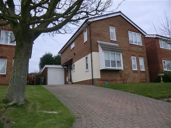 Thumbnail Property to rent in Higher Meadow, Leyland
