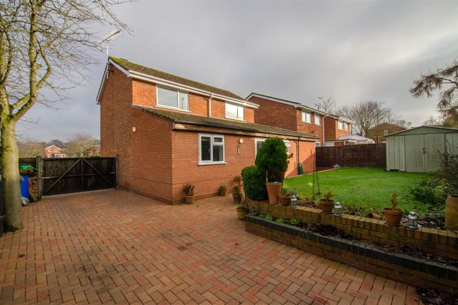 Thumbnail Detached house for sale in Nightingale Drive, Kidderminster