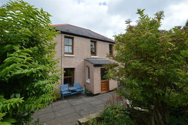 Thumbnail Detached house for sale in Gunsgreen Park, Eyemouth, Berwickshire