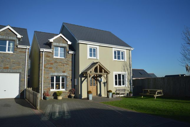Thumbnail Detached house for sale in Hook, Haverfordwest